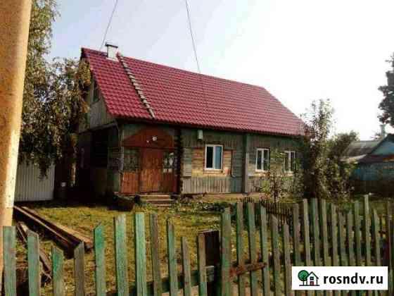 Дом 56 м² на участке 10 сот. Сараи