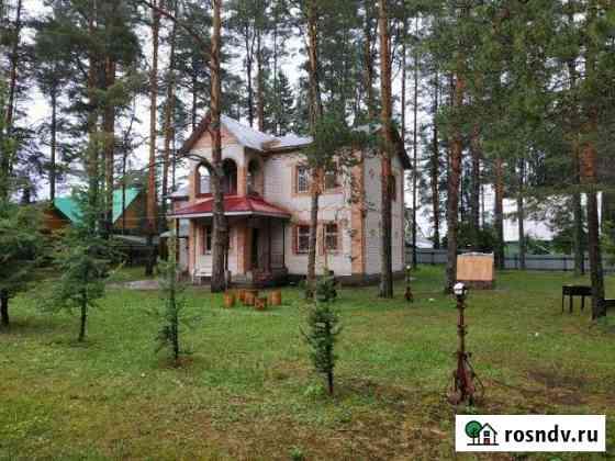 Коттедж 120 м² на участке 26 сот. Кириллов