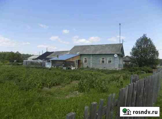 Дом 70 м² на участке 12 сот. Кумены