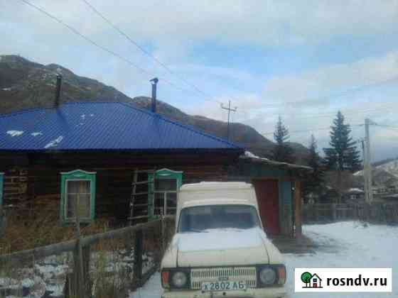 Дом 42 м² на участке 20 сот. Усть-Кан