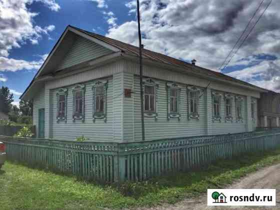 Дом 54 м² на участке 12 сот. Навашино