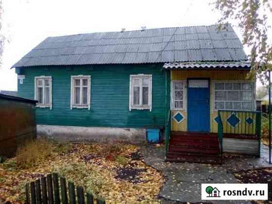 Дом 75 м² на участке 10 сот. Петровское