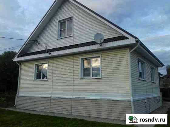 Дом 140 м² на участке 9 сот. Урень