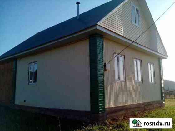 Дом 52 м² на участке 25 сот. Караидель