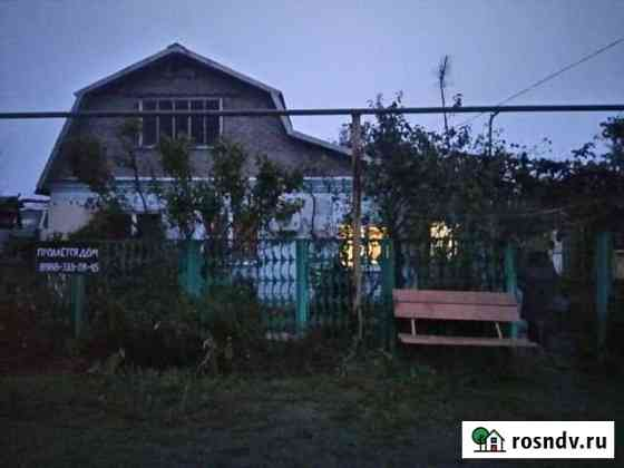 Дом 70 м² на участке 20 сот. Троицкая