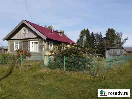 Дом 32.5 м² на участке 6.3 сот. Пряжа