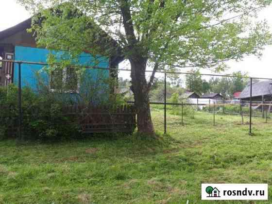 Дом 25 м² на участке 10 сот. Комсомольск