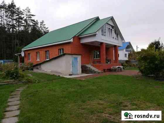 Дом 285 м² на участке 15 сот. Полотняный Завод
