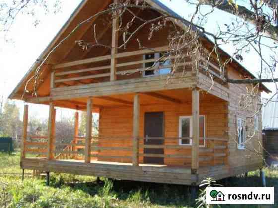Дом 120 м² на участке 7 сот. Руза