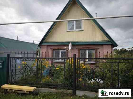 Дом 50 м² на участке 16 сот. Камские Поляны