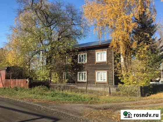 Дом 58 м² на участке 1 сот. Болотное
