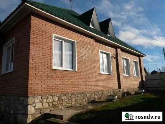 Дом 180 м² на участке 12 сот. Октябрьск