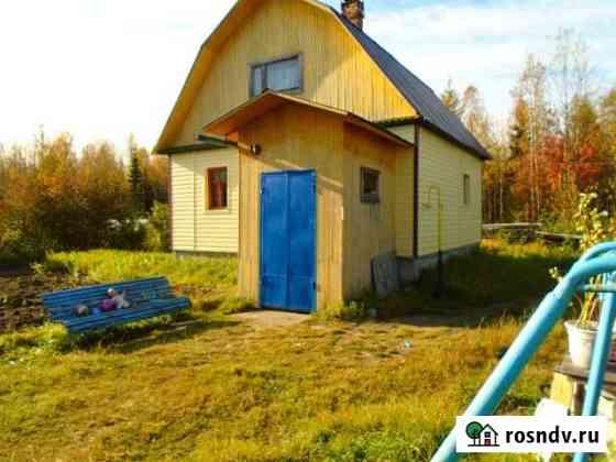 Дом 55 м² на участке 10 сот. Микунь