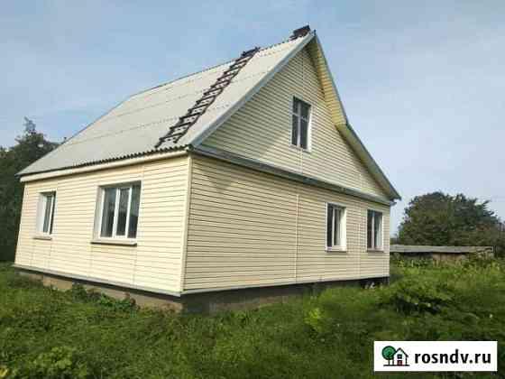 Дом 60 м² на участке 15 сот. Бежаницы
