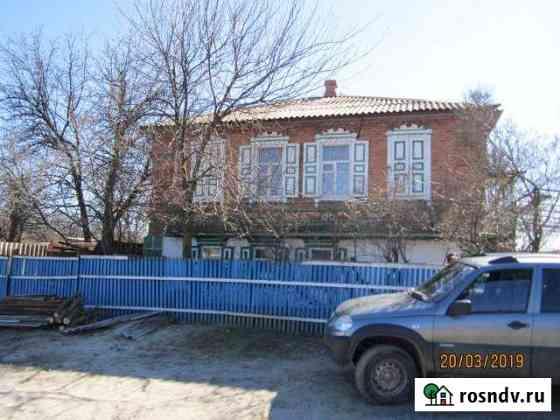 Дом 103 м² на участке 22 сот. Усть-Донецкий