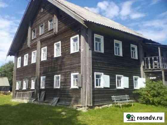 Дом 100 м² на участке 40 сот. Медвежьегорск