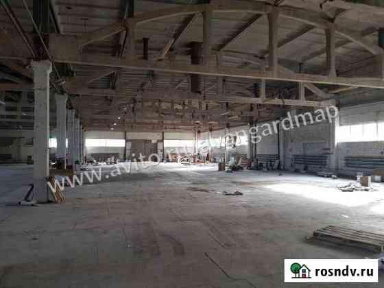 Производственное помещение, 1800 кв.м. Кострома