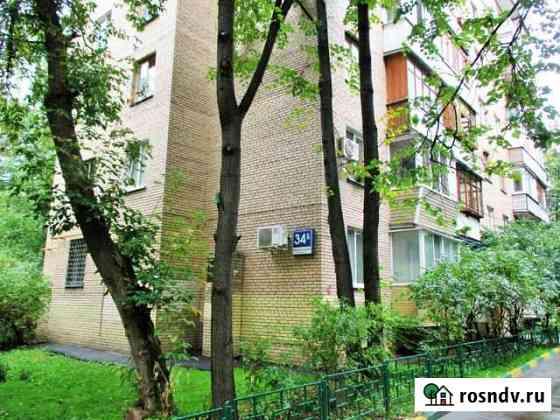 1-комнатная квартира, 32 м², 7/9 эт. Москва