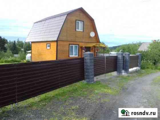 Дом 55 м² на участке 12 сот. Ляскеля