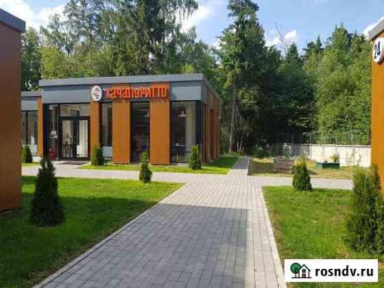 Торговый павильон 106кв.м. Горки-10