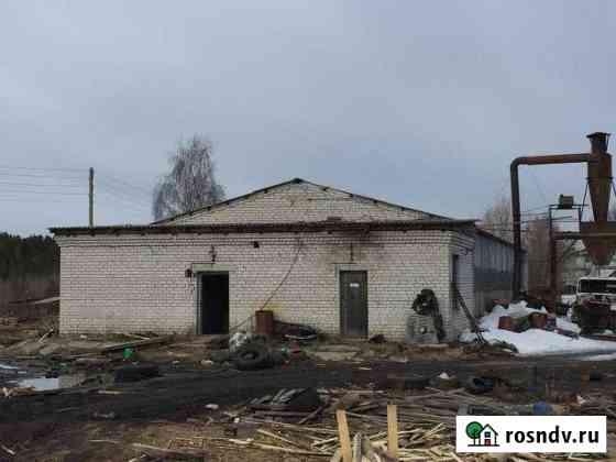 Здание склад-столярка Новодвинск