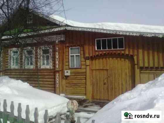 Дом 40.6 м² на участке 10 сот. Нижние Серги