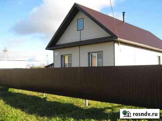 Дом 78 м² на участке 16 сот. Плесецк
