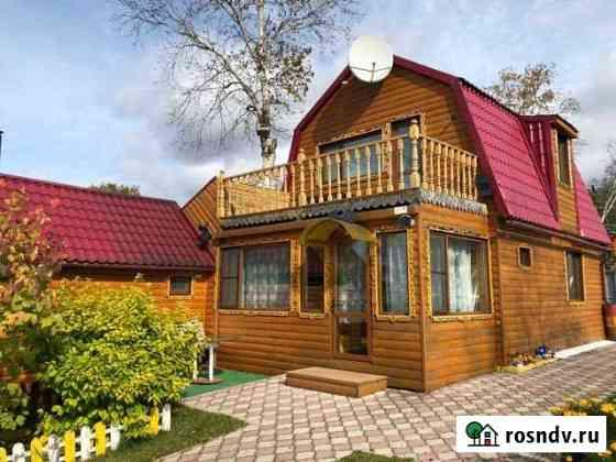 Дача 92 м² на участке 5.5 сот. Петропавловск-Камчатский