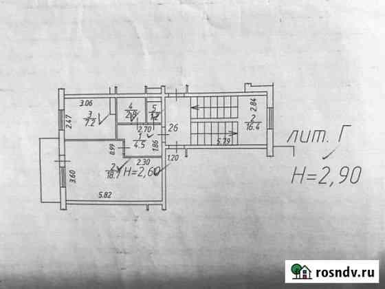 1-комнатная квартира, 34 м², 4/5 эт. Ленина