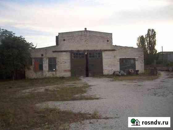 Закрытая территория под склад или производство Натухаевская