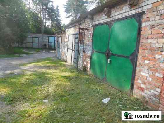 Гараж 30 м² Пушкинские Горы