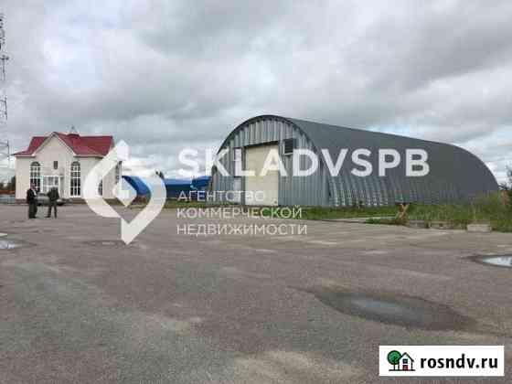 Производственная база 496 кв.м. + открытая площадка Ульяновка