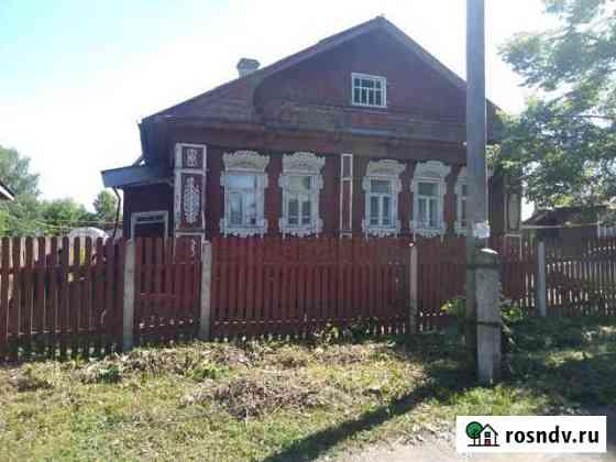Дом 68 м² на участке 16 сот. Вичуга