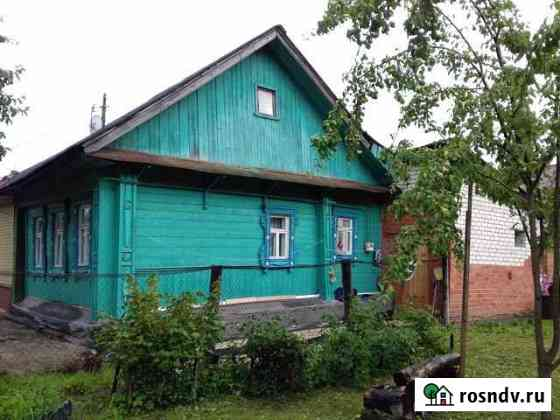 Дом 34.2 м² на участке 3.7 сот. Вязники