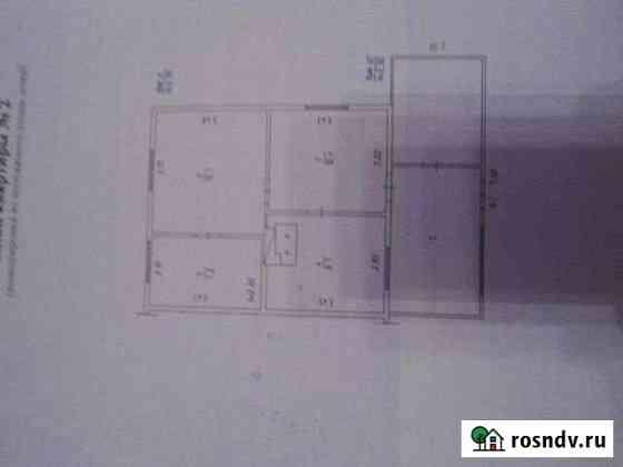 Дом 39.4 м² на участке 30 сот. Инской
