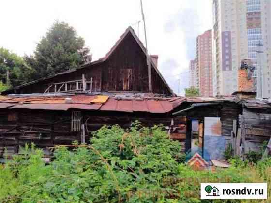 Дом 35 м² на участке 1 сот. Новосибирск