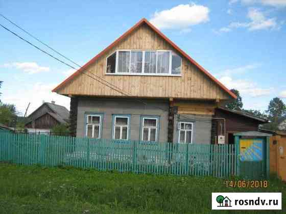 Дом 28 м² на участке 3.3 сот. Комсомольск