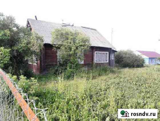 Дом 40 м² на участке 15 сот. Рудня