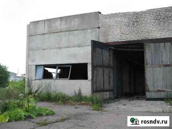Производственное здание, 1016 кв.м. Псков