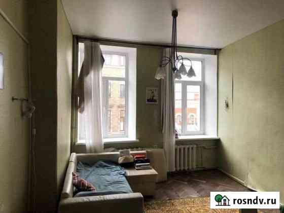 Комната 25 м² в 3-ком. кв., 4/4 эт. Санкт-Петербург