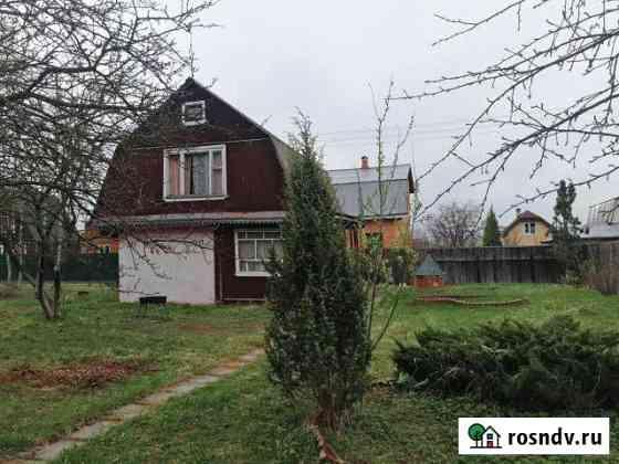 Дача 65 м² на участке 10 сот. Климовск