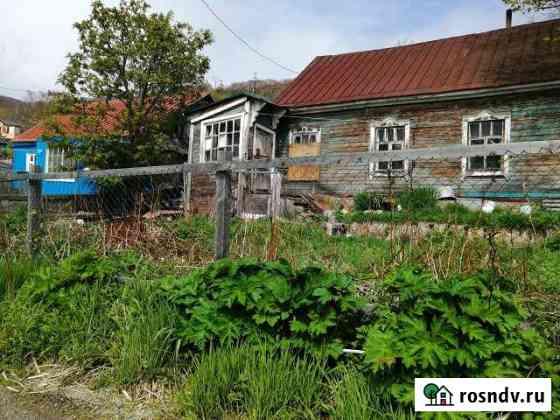 Дом 60 м² на участке 10 сот. Петропавловск-Камчатский
