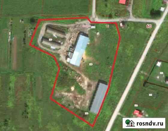 Производственная база, 4 здания + земля, 2880 кв.м. Псков