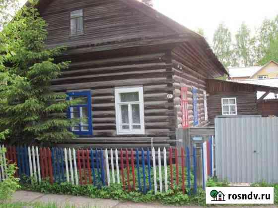 Дом 78 м² на участке 6.2 сот. Вельск