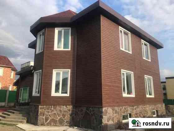Коттедж 320 м² на участке 10 сот. Петропавловск-Камчатский