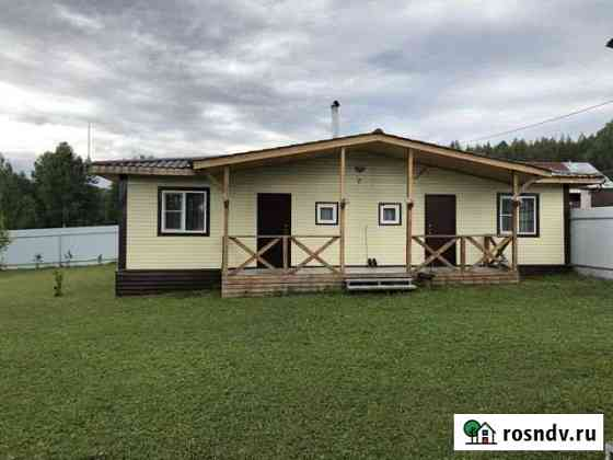 Дом 129 м² на участке 9 сот. Ломовка