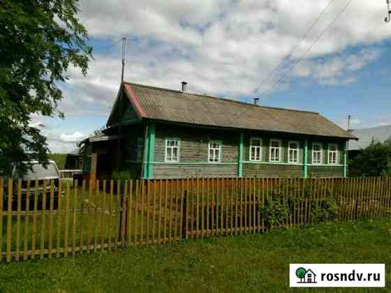 Дом 57 м² на участке 8 сот. Белозерск