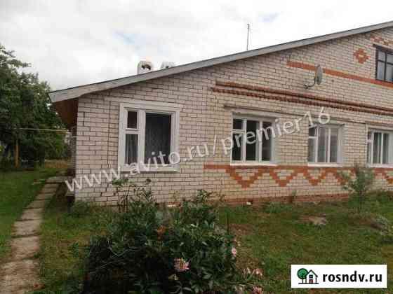 Дом 118.2 м² на участке 10 сот. Айша