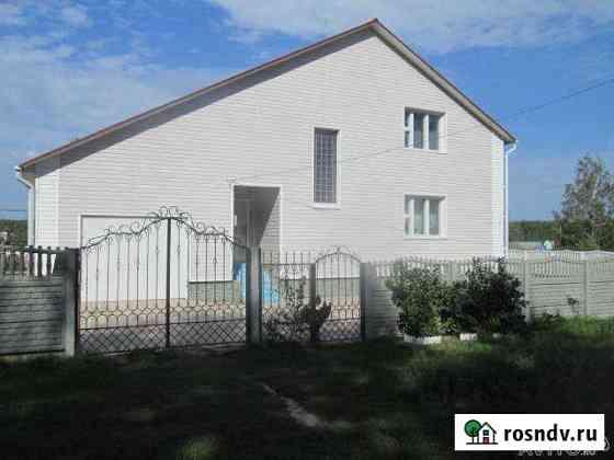 Дом 200 м² на участке 10 сот. Липецк
