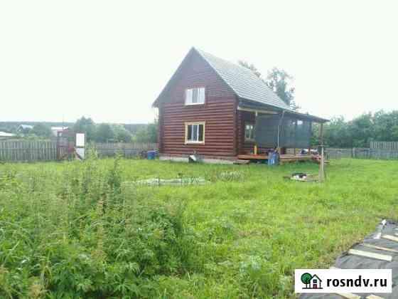 Дом 100 м² на участке 19 сот. Ильинский